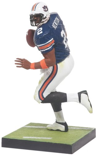 NCAA Auburn University McFarlane 2012 College Football Series 4 Cam Newton Action Figure at Amazon.com