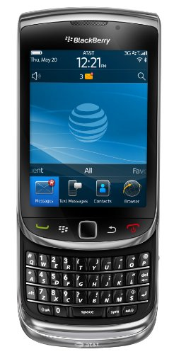 BlackBerry 9800 Torch Phone (AT&T)