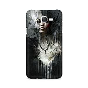 Mobicture Girl Cartoon Premium Designer Mobile Back Case Cover For Samsung J1 Ace back cover,Samsung J1 Ace back cover 3d,Samsung J1 Ace back cover printed,Samsung J1 Ace back case,Samsung J1 Ace back case cover,Samsung J1 Ace cover,Samsung J1 Ace covers and cases