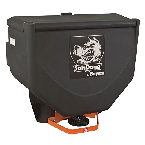 Buyers-Products-TGS06-Low-Profile-Pickup-Truck-Tailgate-Salt-Spreader-10-Cu-Ft-Capacity