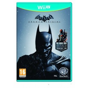 Batman: Arkham Origins (Nintendo Wii U) [Import UK]