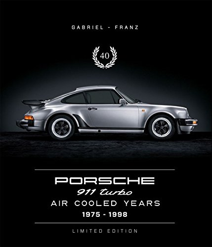 Buch - Porsche 911 Turbo Air-Cooled Years