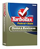 TurboTax Home & Business Federal + State 2007 [OLD VERSION]