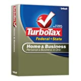 TurboTax Home & Business Federal + State 2007 [OLD VERSION] ~ Intuit, Inc.
