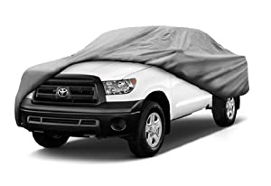 TOYOTA TUNDRA CREWMAX TRUCK CAR COVER 2007-09