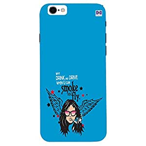 Smoke & Fly - Mobile Back Case Cover For Apple Iphone 7 Plus