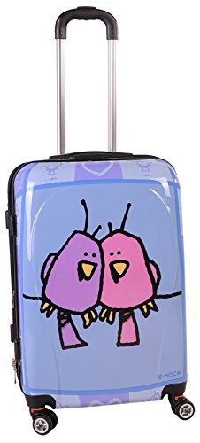 ed-heck-big-love-birds-hardside-spinner-luggage-25-inch-purple-one-size