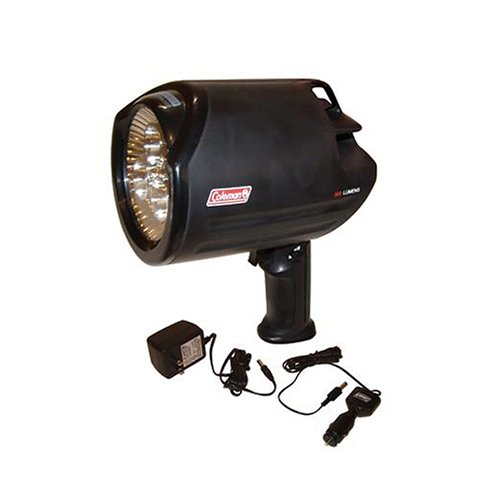 Long Review On Coleman LED Rechargeable Spot Light