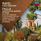 Ravel: The Piano Concertos; Falla: Nights In The Gardens Of Spain London Philharmonic Orchestra