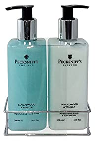 Pecksniffs Sandalwood and Vanilla Han…