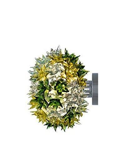 Kartell Lámpara de Pared o Techo Bloom Cw2 Verde