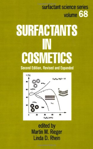Surfactants in Cosmetics, Second Edition, (Surfactant Science)