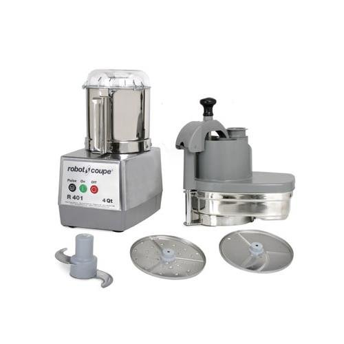 Today Robot Coupe R401 All Metal 4 qt Commercial Food Processor  Review