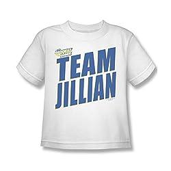 The Biggest Loser Team Jillian Juvy T-Shirt