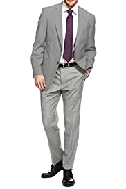 Pure Wool Lightweight 2 Button Suit [T15-5155-S]/[T15-5156-S]