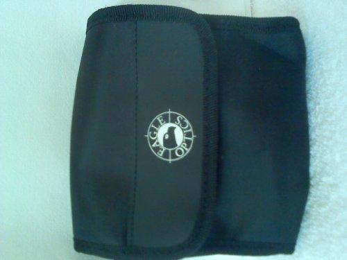 "Eagle Optics Small Binocular/Theatre Glasses Vinyl Carrying Pouch (Small Size 5""X5"") Black"
