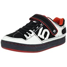 Five Ten Men's Minnaar Bike ShoeWhite/Black/Red11 M US