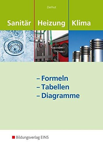 Sanitär-, Heizungs- und Klimatechnik: Formeln - Tabellen -...