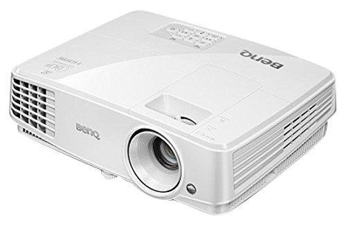 BenQ MX528 Proiettore DLP, XGA, Luminosità 3300 Ansi Lumen, Contrasto 13.000:1, HDMI 1.4a, Durata Lampada Fino a 10.000 Ore, Bianco