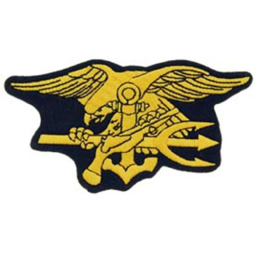 U.S. Navy SEAL Trident Patch 4 3/4