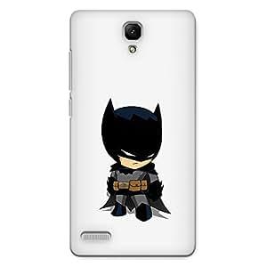CrazyInk Premium 3D Back Cover for XIAOMI REDMI NOTE PRIME - Batman Dark Knight Cartoon