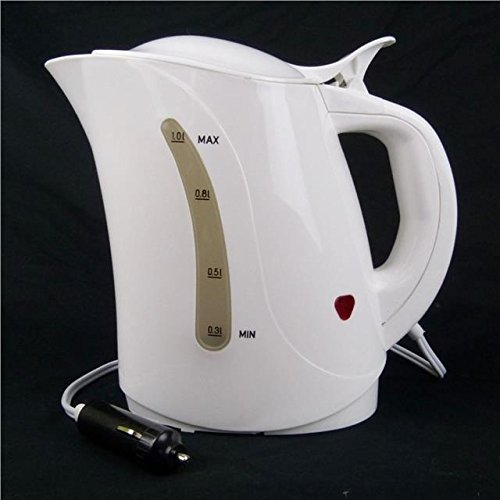 Plug In Portable 12V Car Camping Kettle Water Heater Boiler Tea Coffee Maker (Plug In Boiler compare prices)