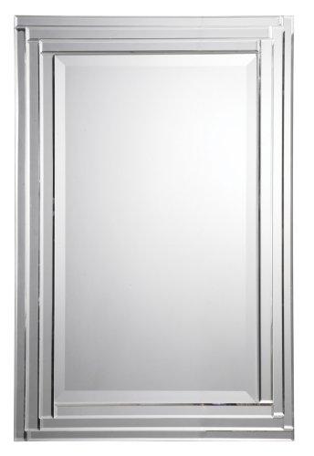 Uttermost 08027 22-Inch by 34-Inch Alanna Vanity Mirror