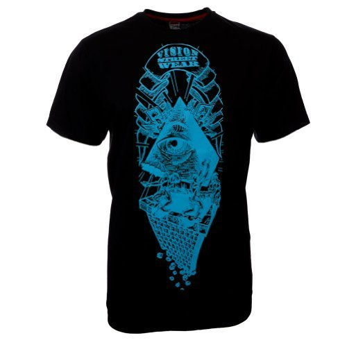 Vision Street Wear Pyramyd T-Shirt , schwarz