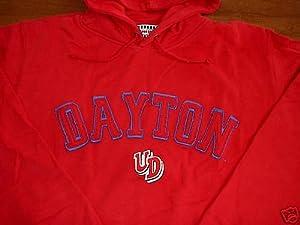 DAYTON FOOTLOCKER HOODED Sweatshirt - LARGE by J. America