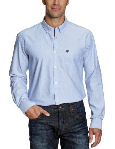Selected 16022119 Mens Casual Shirt Light Blue XXL