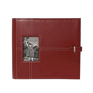 All My Memories - Imaginisce - Urban Chic 12 x 12 Albums - Red