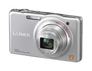 Panasonic Lumix DMC-SZ1EG-S Digitalkamera (16 Megapixel, 10-fach opt. Zoom, 7 cm (2,9 Zoll) Display, bildstabilisiert) silber