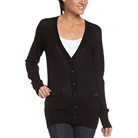 EMU Women's Codgee Cardigan,Black,X-Small
