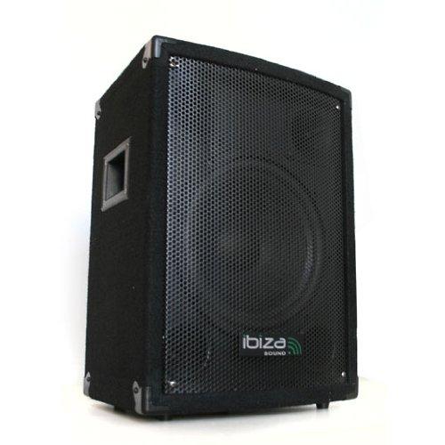Ibiza-Profi-Monitor-25cm-10-Zoll-3-Wege-PA-Lautsprecher-fr-OnStageHome-Setup