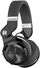 Bluedio T2S (Turbine 2 Shooting Brake) Bluetooth stereo headphones wireless headphones auricolari cuffie Bluetooth 4.1 headset Hurrican Series over the Ear headphones Gift Package (Black)