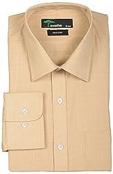 SWATHE Men's Formal Shirt (Core-20-5-40, Off-White)