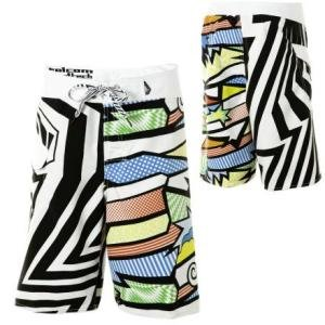 Volcom Comicazee Mod Board Short - Boys'