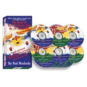 Best Of Rod Machado 14-Cd Set (Best Of Rod Machado 14-Cd Set)