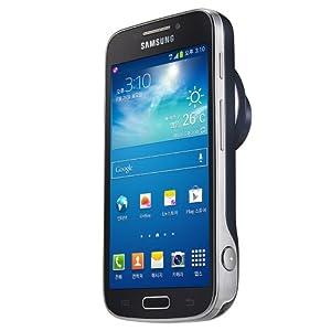Samsung Galaxy S4 Zoom SM-C105L Factory Unlocked Smartphone 10x Optical zoom LTE/WCDMA/GSM (Black)