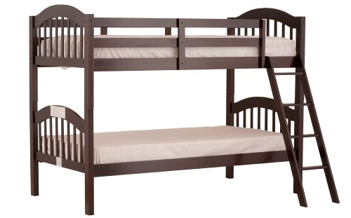 Hot Stork Craft Long Horn Bunk Bed Espresso Comments