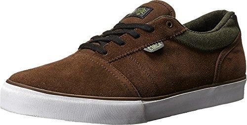 C1rca Mens Goliath Skateboarding Shoes 100009, Pinecone/Black, 13