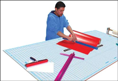 Self Healing 4'x8' Rhino Cutting Mat with Grid Sheet (Tabletop Cutting Mat compare prices)