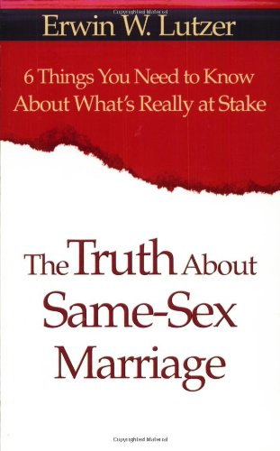 Due time. Facts about same sex marriage