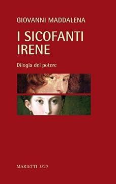 Cover I sicofanti-Irene. Dilogia del potere