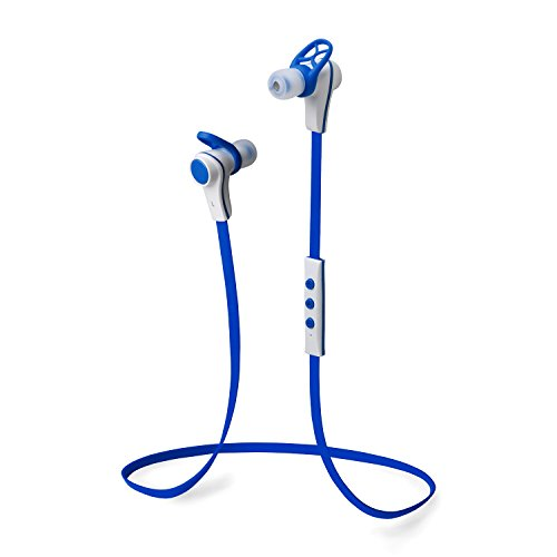 "Sneer® ""Isport"" Series Premium 2014 Newest Mini Wireless Bluetooth Headset Stereo Sports/Running & Gym/Exercise Bluetooth Earbuds Headphones Headsets W/Microphone For Iphone 5S 5C 4S 4, Ipad 2 3 4 New Ipad,Ipad Air Ipod, Android, Samsung Galaxy S5,Galaxy"