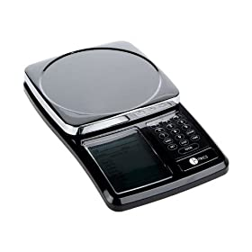 Kitrics Digital Nutrition Scale (Black)