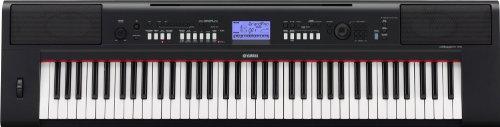 Yamaha-NP-V60-Teclado-electrnica-76-teclas-2-altavoces-integrados-489-voces-y-estilos-USB-color-negro