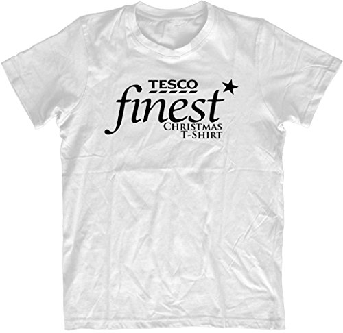 christmas-t-shirt-top-mens-funny-t-shirt-tesco-finest-printed-tee-xmas-gift-unisex-2015