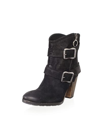 Yin Women's Falcon Ankle Boot  - Terranova Nero