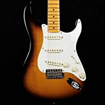 Fender Eric Johnson Stratocaster Electric Guitar, 2-Colour Sunburst, Maple - Used